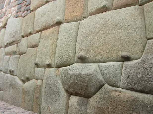 """A palace in Cusco´s downtown"""