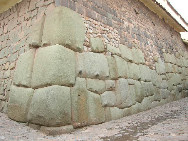 """Cusco City archaelogical sites"""
