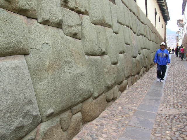"""Cusco City archaeological sites"""