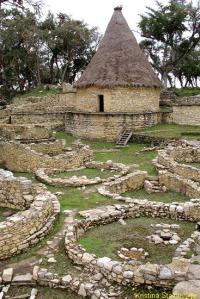 """Kuelap - Chachapoyas culture"""