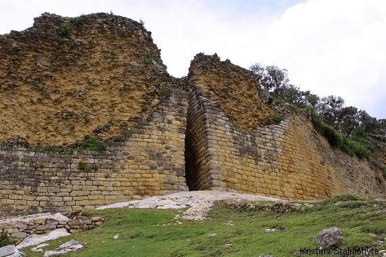 """Kuelap-Chachapoyas culture"""