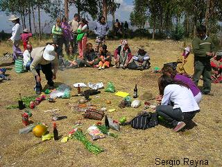 """Mother Earth´s Day in Cusco"""