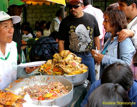 """""""Cusco Food Fair"""""""