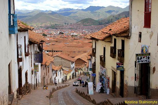 """""""Barrio de Santa Ana"""""""