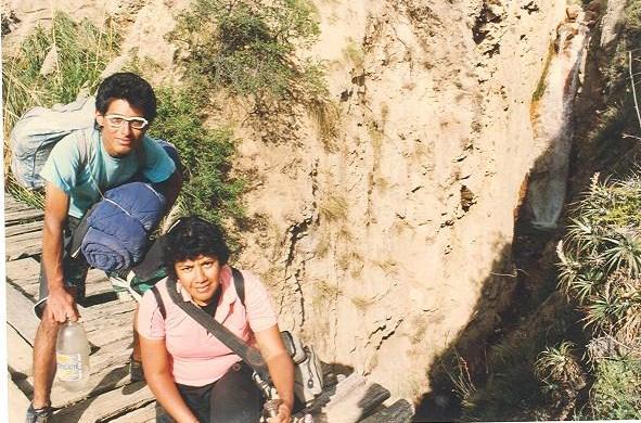 """hiking"""