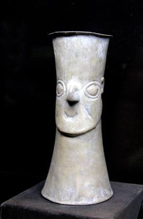 ceremonial vessel
