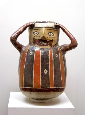 ceramics: man