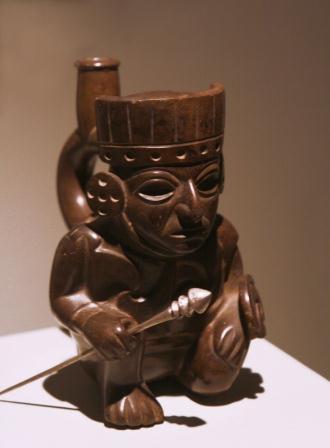 ceramics: soldier