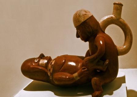 ceramics: erotic pots
