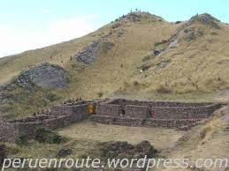 huanacaure inca site