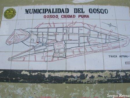 Cusco puma city