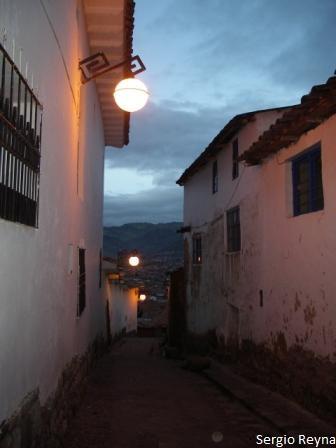 San Blas at dawn
