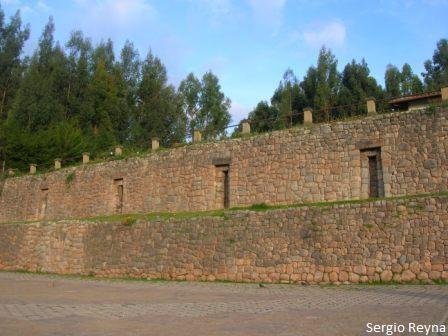 The site of Qollqanpata