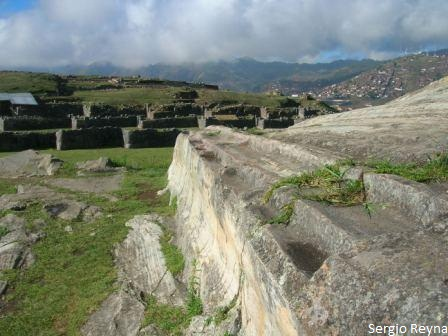 7 Repisas and the fortress of Sacsayhuaman