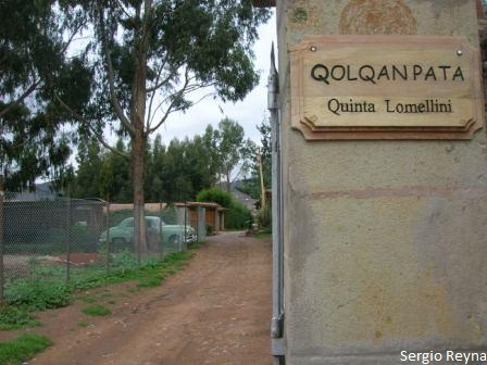 Quinta Lomellini: hike to Sacsayhuaman
