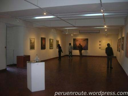art gallery cusco