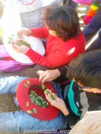 festivities in cusco