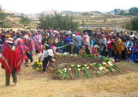 festivities in cusco august