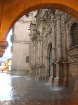 rain in cusco